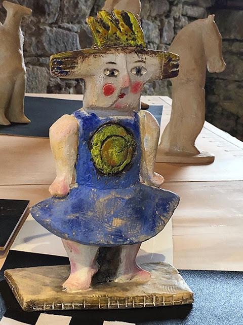 Brigitte Rio, Tarot, Arcanes, sculpture artistique, brigitterio, art