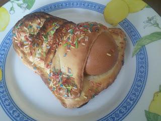 Cuddure con l'uovo Bimby