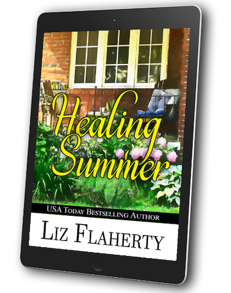 LIZ FLAHERTY: Stories from the Heart