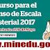 MINEDU: Hasta el 20 de Mayo Inscripción para el Concurso de Ascenso de Escala Magisterial 2017 - www.minedu.gob.pe