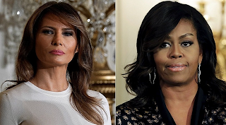 Melania Trump cuts bloated first lady payroll from Michelle Obama days