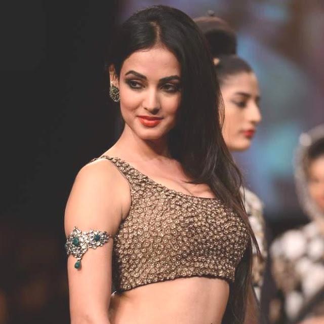 Sonal-Chauhan-Fashion-Show-Image