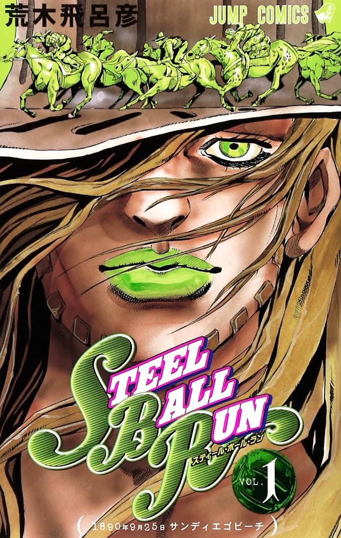 Steel Ball Run (Edição Colorida) Capítulo 29: Scary Monsters Parte 2