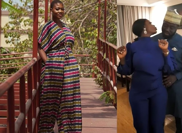 VIDEO: Mercy Johnson Shares Adorable Photos As She Celebrates 7 Years Wedding Anniversary