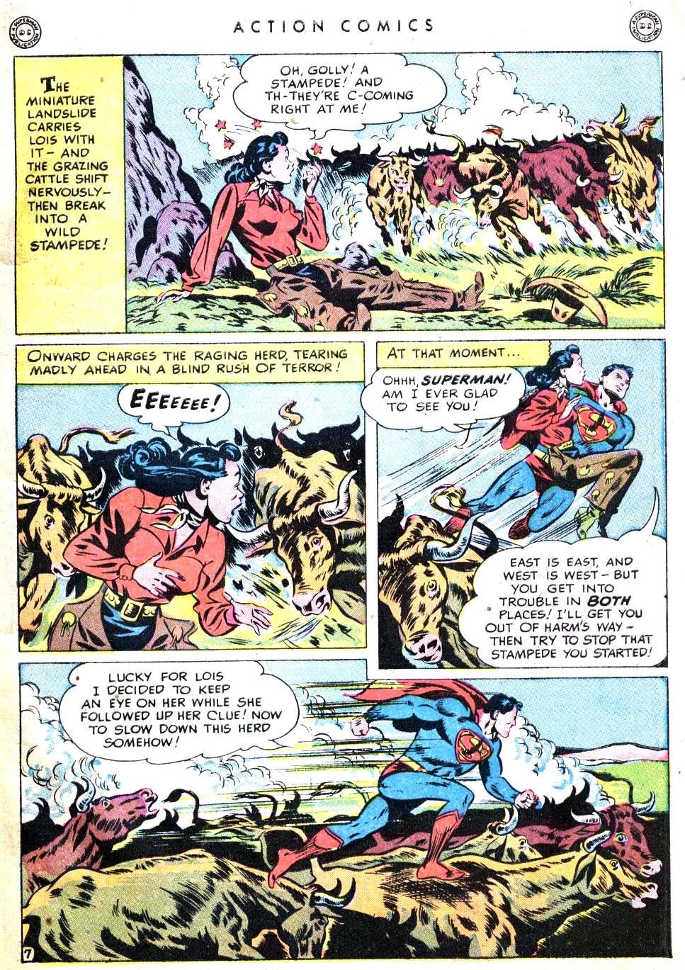 Action Comics (1938) 134 Page 8
