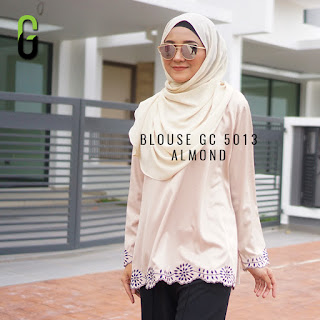 BLOUSE GC5013 3 Helai RM100 - SOLD OUT