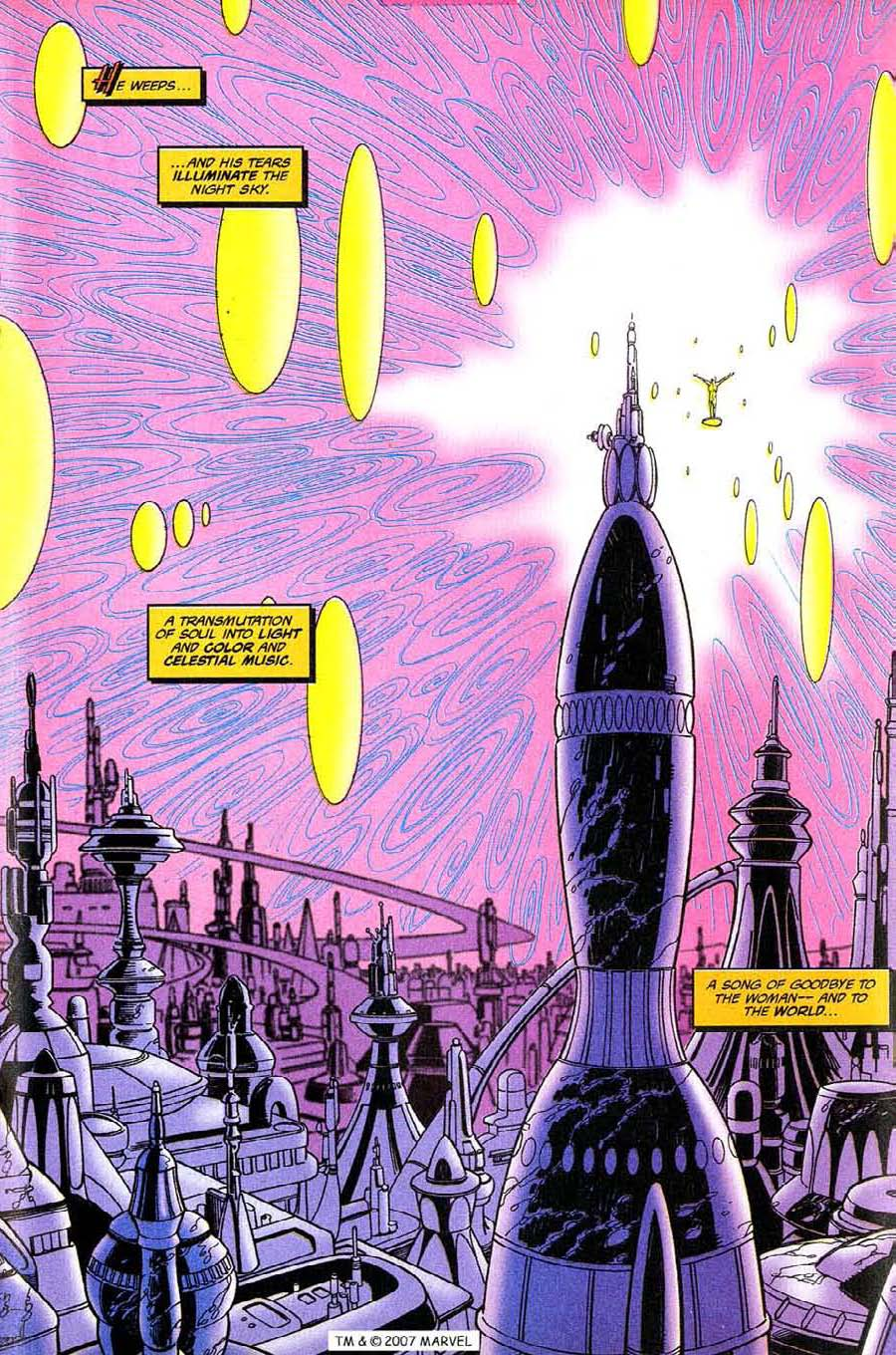 Read online Silver Surfer (1987) comic -  Issue #131 - 21