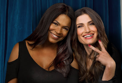 Image of Idina Menzel and Nia Long in the Beaches remake (7)