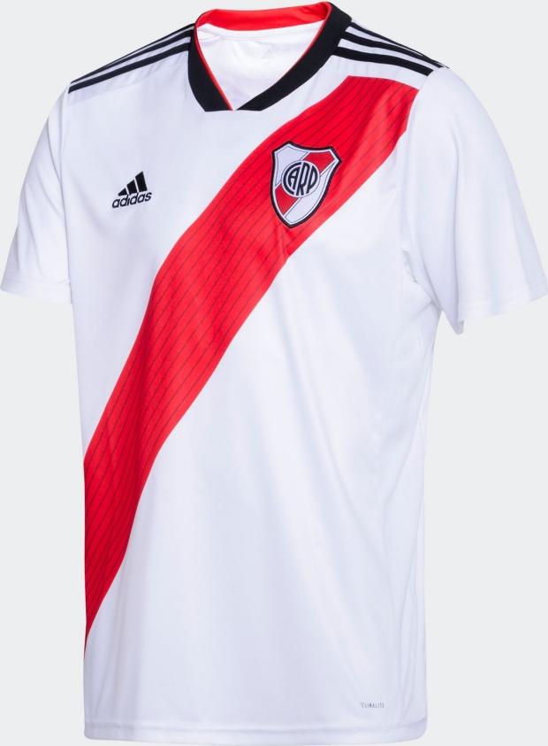 89a3c345aa Adidas lança nova camisa titular do River Plate - Show de Camisas