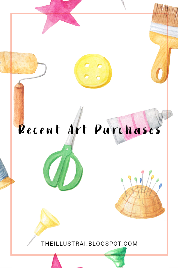 A round up of recent art purchases from different small businesses, ranging from clothing, art prints, and photography prints.