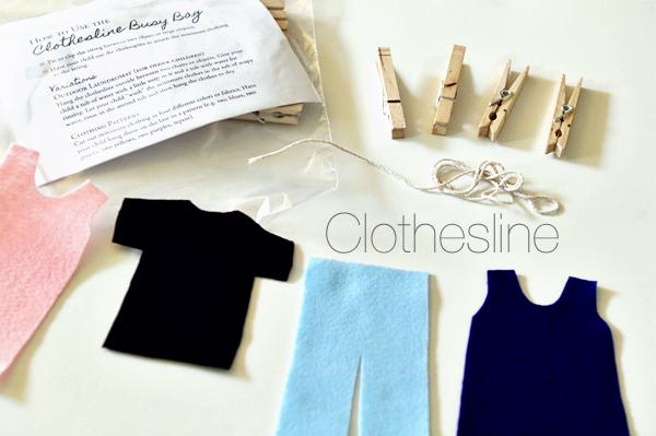 Mini Piccolini - Busy Bag Swap