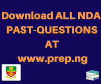 nda past questions on history