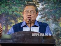 Rumahnya Digerudug Massa, Ini Permintaan SBY