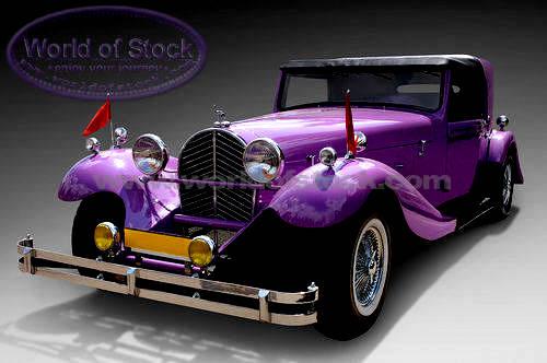 Nye_Car: Classic Old Car