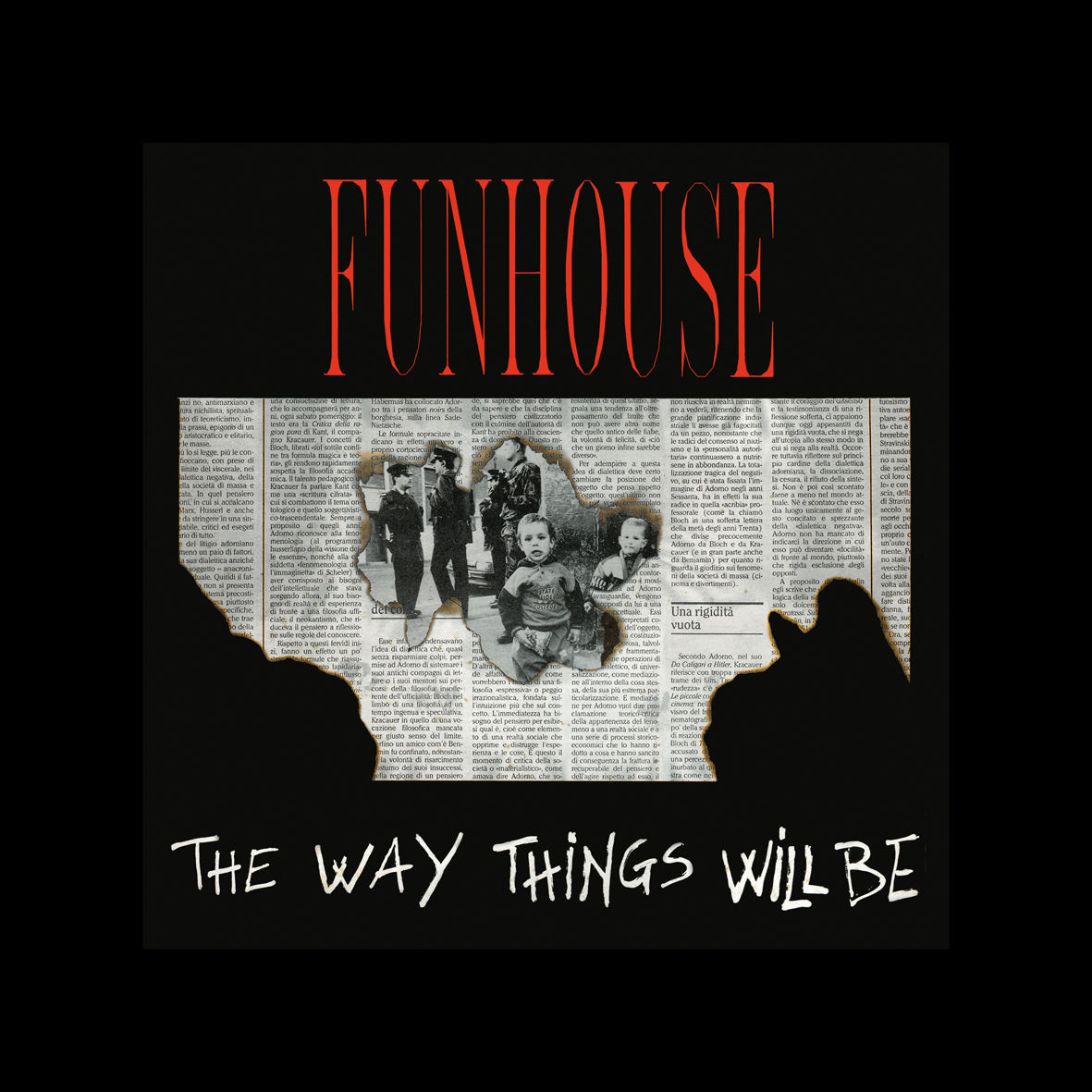 Funhouse - The Way Things Will Be | 80s Hard & Heavy Metal