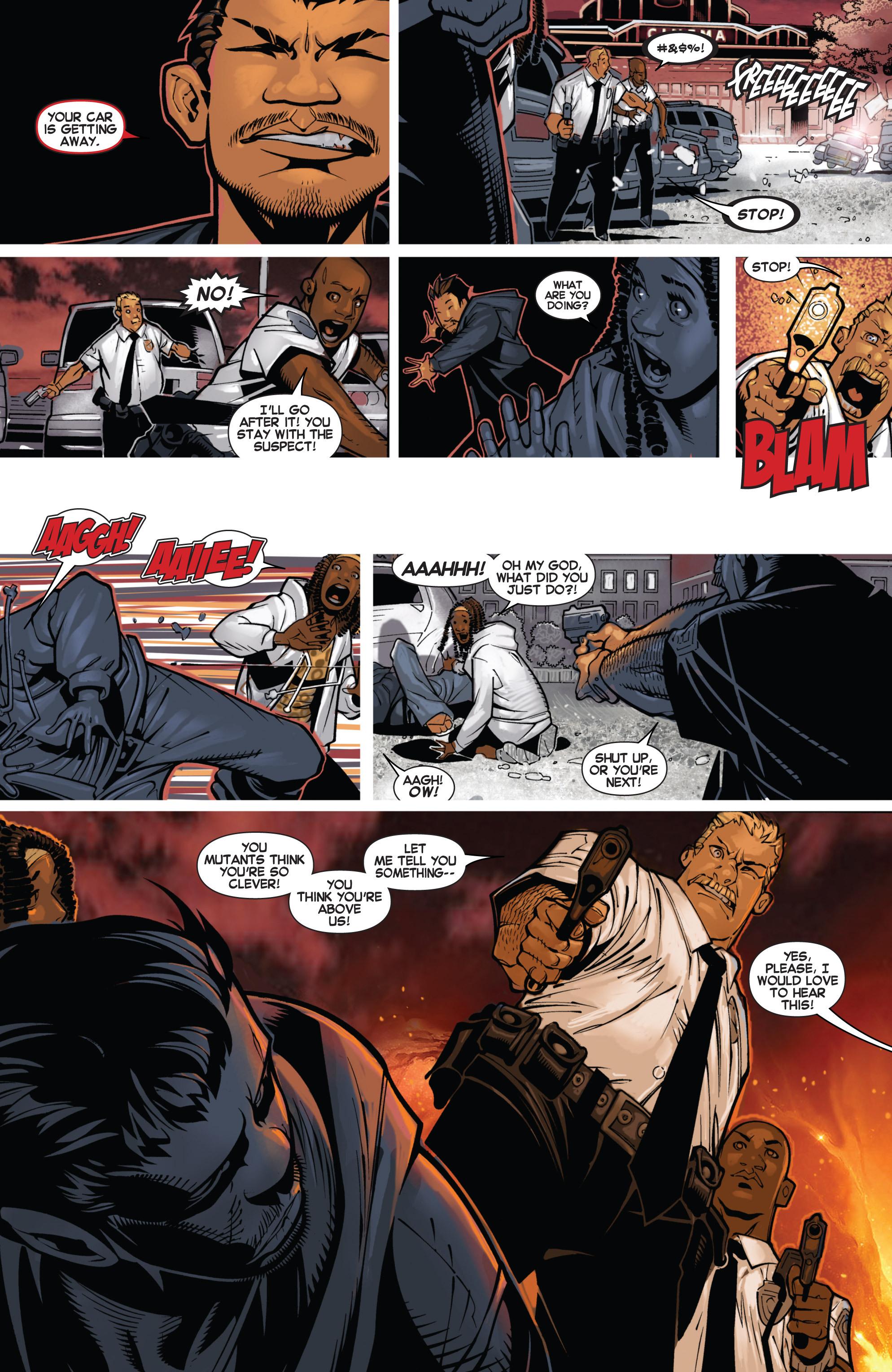 Read online Uncanny X-Men (2013) comic -  Issue # _TPB 2 - Broken - 49