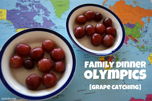 Olympics Family Dinner Idea- Quick and Simple @michellepaigeblogs.com