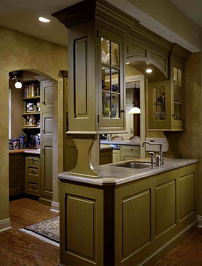 Olive green kitchen cabinets home design for 5 star kitchen cabinets