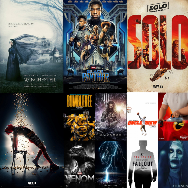 Review Film Box Office Keren Di Tahun 2018