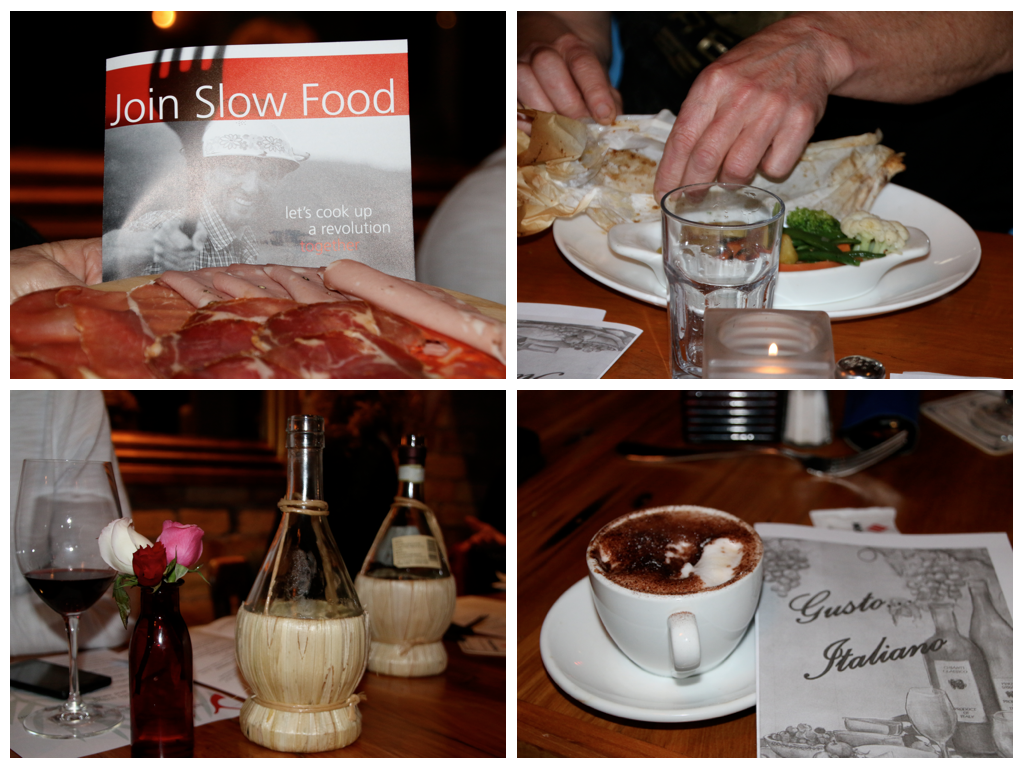 Great food, wine, inspiration and action – Gusto Italiano August 31st 2014