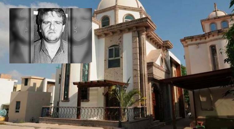 El mausoleo de 420.000 dólares que guarda una de las historias de traición y venganza más brutales del narco mexicano.