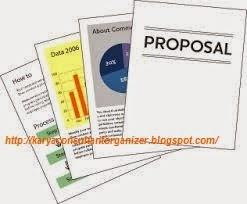 Karya Consultant Organizer Contoh Proposal Kegiatan