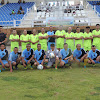 Pertandingan Sepak Bola Persahabatan   Momen Menyukseskan TMMD Ke 104 Kodim 0417/Kerinci Kota Sungai Penuh