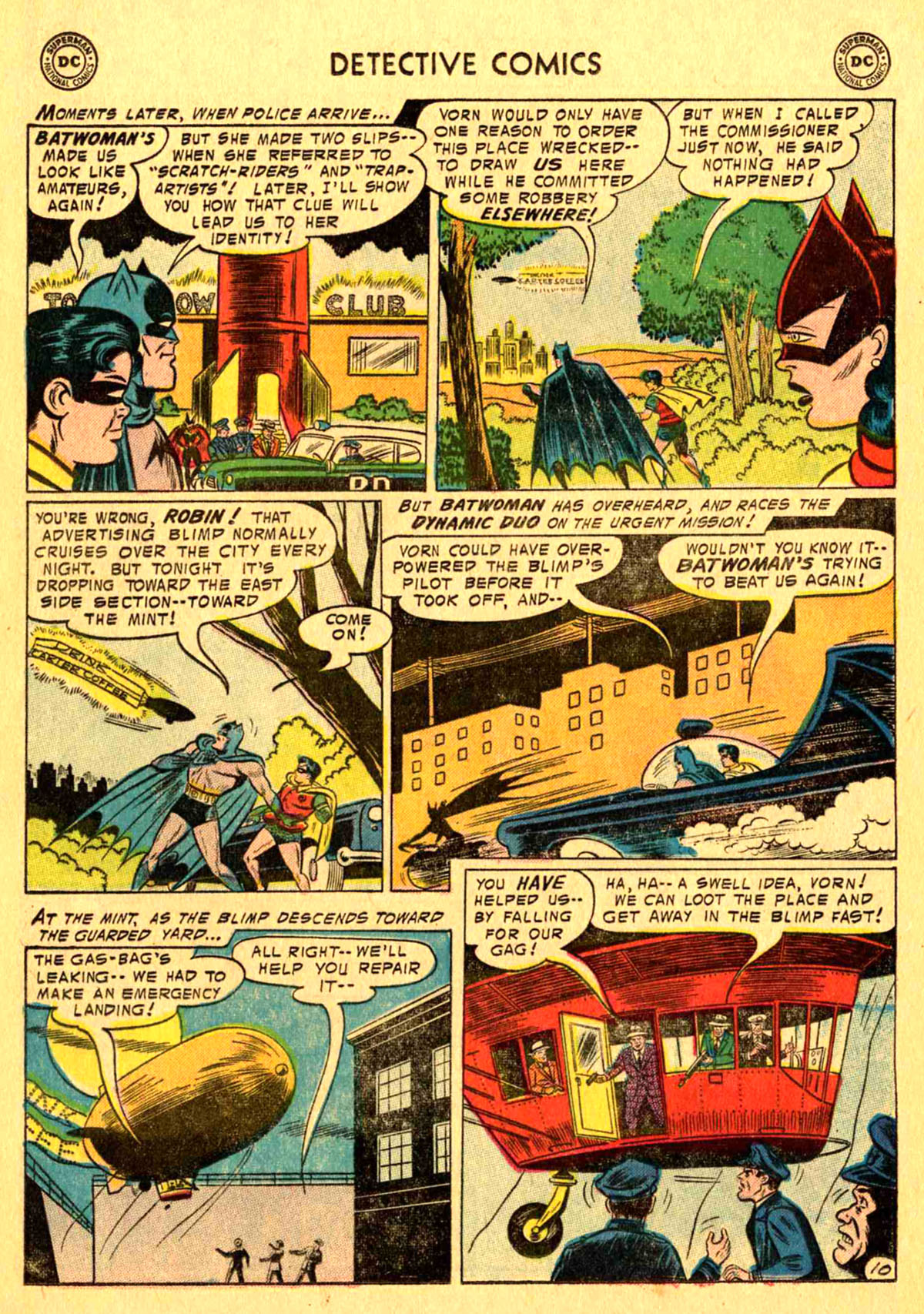 Read online Detective Comics (1937) comic -  Issue #233 - 12