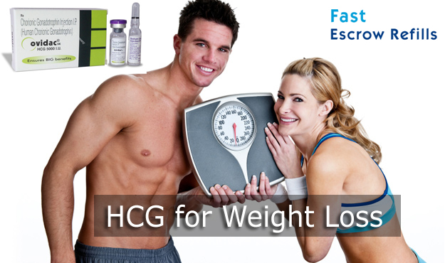 Hcg for Weight loss, weight loss by hcg injection.