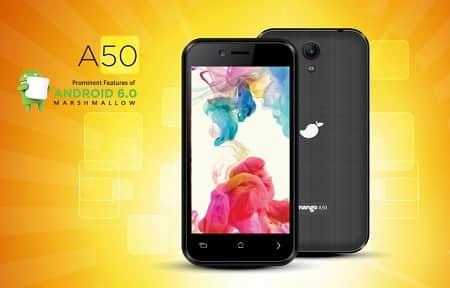 Mango A50 Smartphone