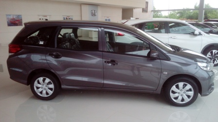 Honda Mobilio Terbaru