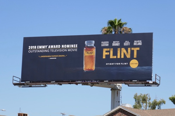 Flint Lifetime movie Emmy nominee billboard