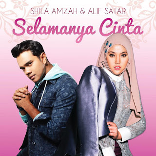 Alif Satar feat. Shila Amzah - Selamanya Cinta MP3