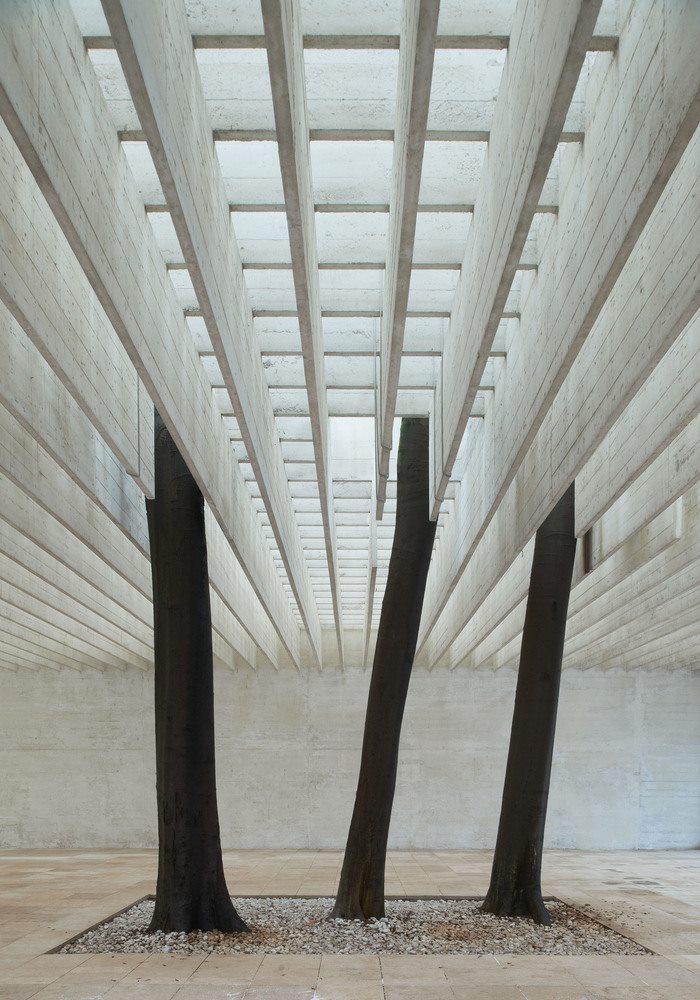 multiples estrategias de arquitectura: COSTILLAS ROTAS /BROKEN RIBS
