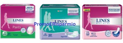 Logo Lines Specialist: buoni sconto da stampare
