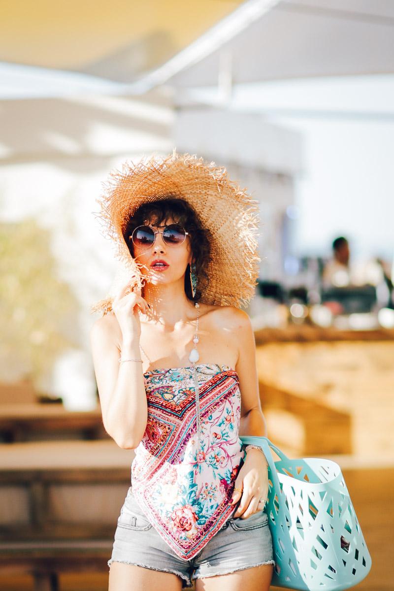 стильные образы блогеров