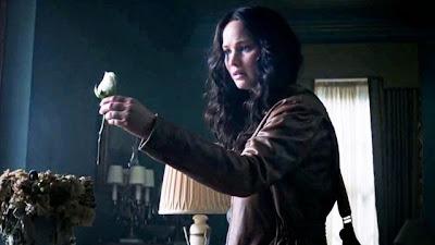 Hunger Games La Révolte Partie 1 Katniss