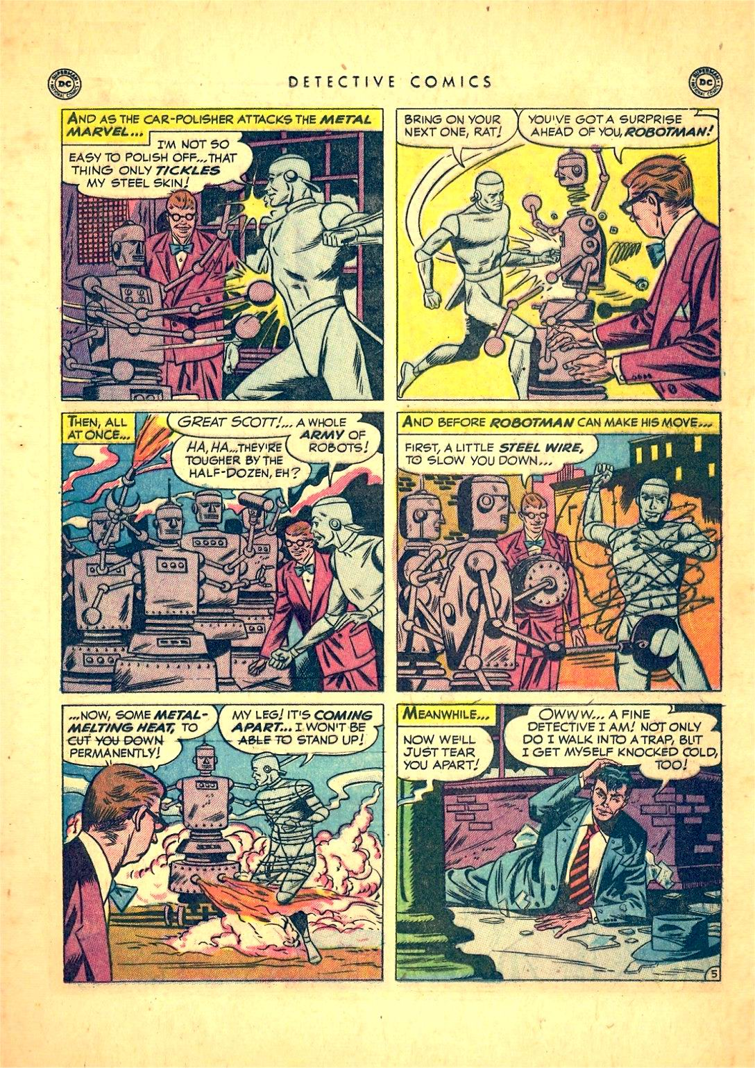 Read online Detective Comics (1937) comic -  Issue #166 - 31