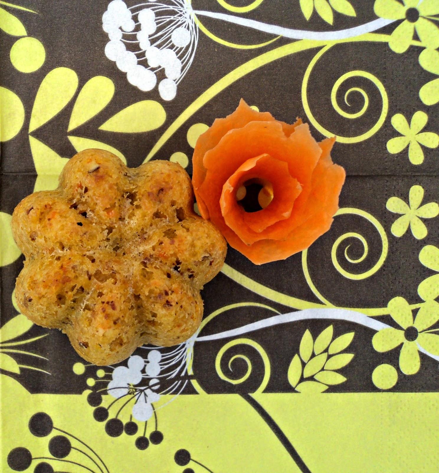 bundt-cake-zanahorias-almendras-minis
