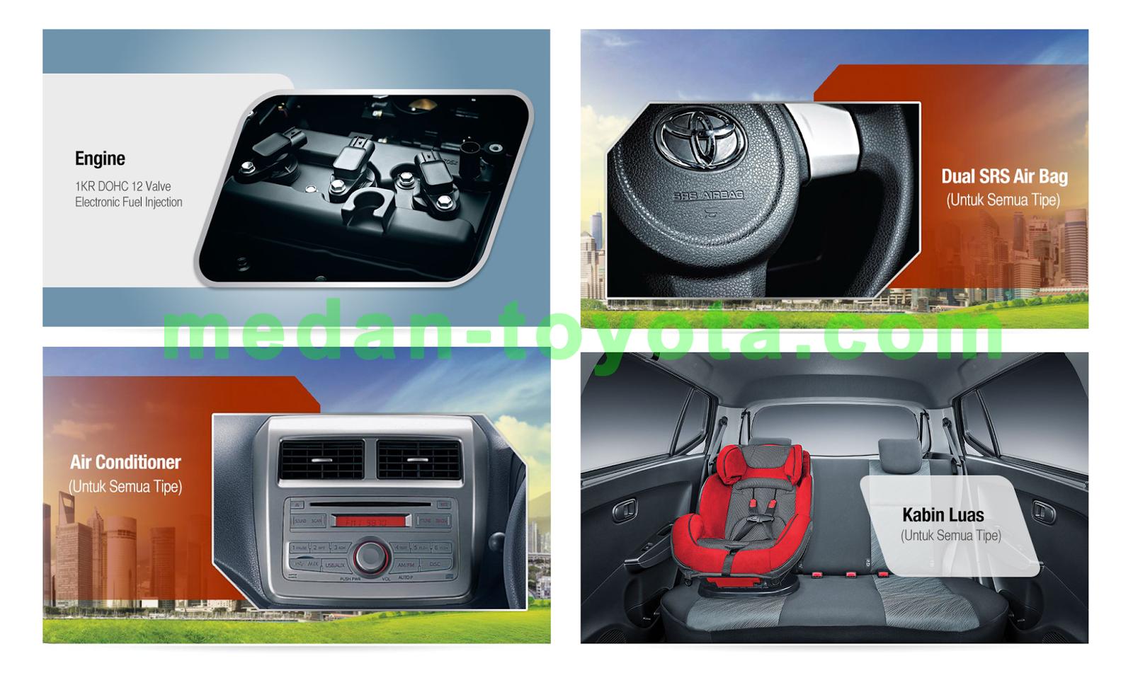 New Agya G Vs Trd Aksesoris Grand Avanza 2016 Toyota Medan