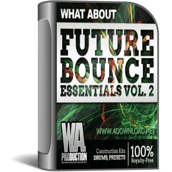 Download W. A. Production - What About Future Bounce Essentials 2