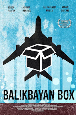 """Balikbayan Box,"" by Karl Justin Martin, from New Era University"