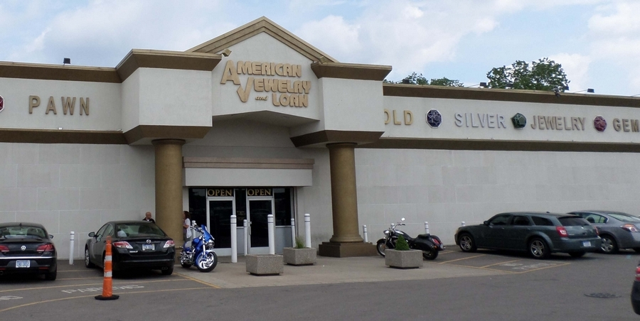 Donde est american jewelry and loan aeroleo for American jewelry and loan 8 mile detroit