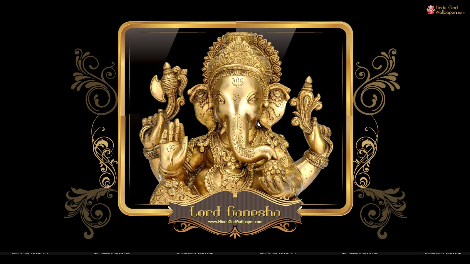 Lord Ganesha Pictures of God