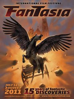 Fantasia 15ª edición / Cartel del evento
