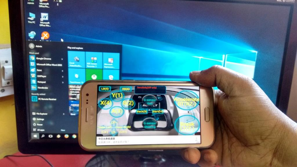 Learn New Things How To Use Android Phone As Desktop