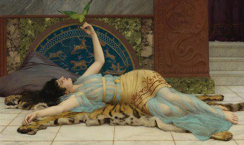 """""""Luna Menguante"""". Por Margit Glassel."""