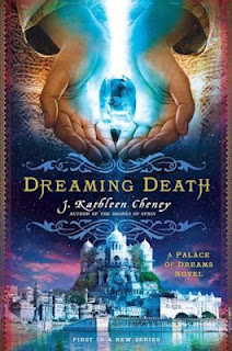 Interview with J. Kathleen Cheney and Review of Dreaming Death