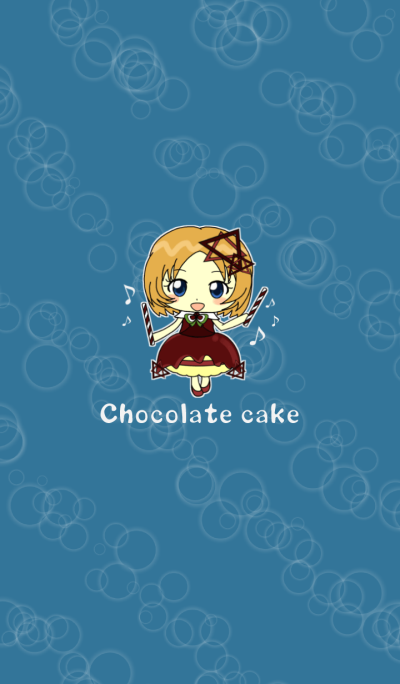 Chocolate cake party!!