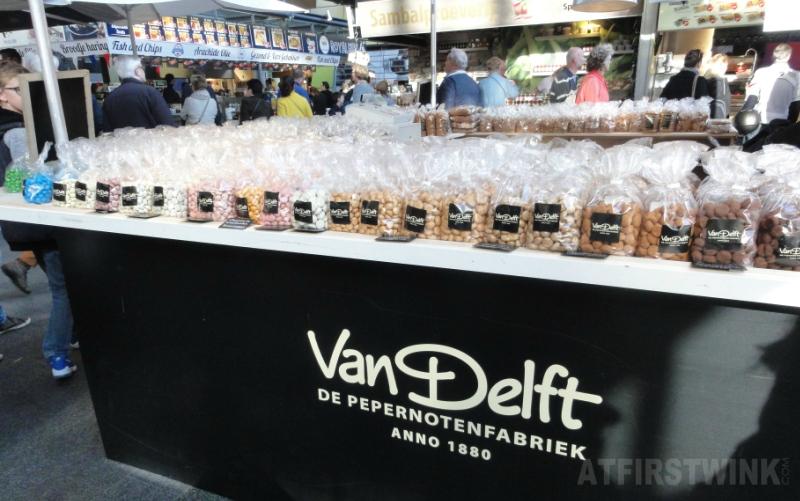 van Delft de pepernotenfabriek markthal rotterdam netherlands